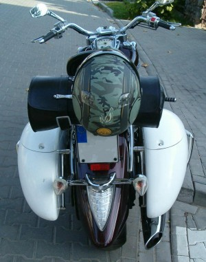 Kufry do Yamaha Dragstar , wild star xv 1900 , midnight star 1900, 1300