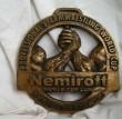 Medal z rzywicy poliestrowej Armwrestling