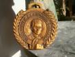 Medal z rzywicy poliestrowej Sz.P.
